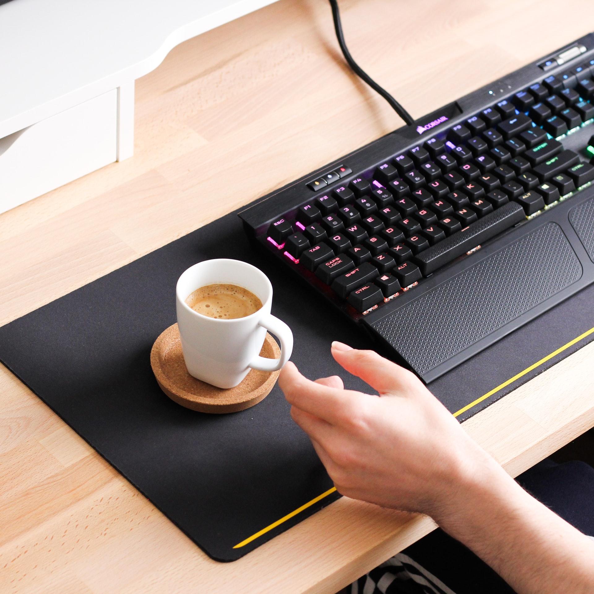 keyboard-coffee